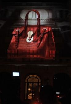 Ralph Lauren Stages Stunning 4D Show