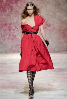 Prabal Gurung Fall 2011 Runway Review