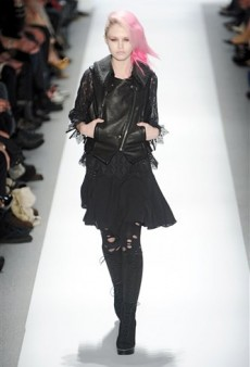 Charlotte Ronson Fall 2011 Runway Review