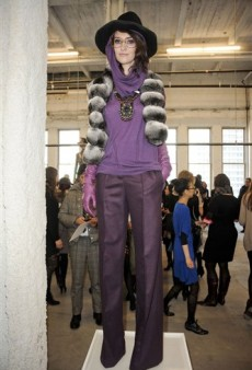 Catherine Malandrino Fall 2011 Runway Review