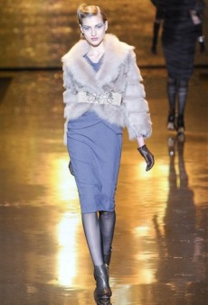 Badgley Mischka Fall 2011 Runway Review