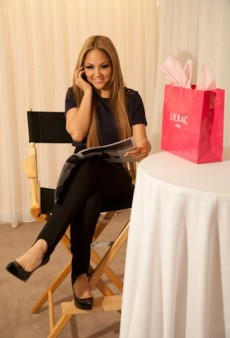 Kat DeLuna Loves Her False Eyelashes: A tFS Video Exclusive