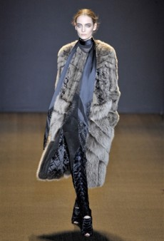J. Mendel Fall 2011 Runway Review