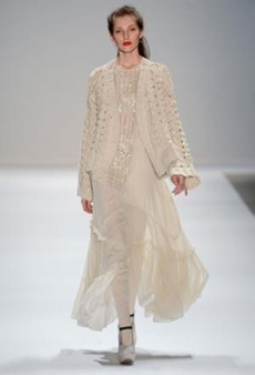 Nanette Lepore Fall 2011 Runway Review
