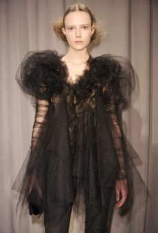 Marchesa Fall 2011 Runway Review
