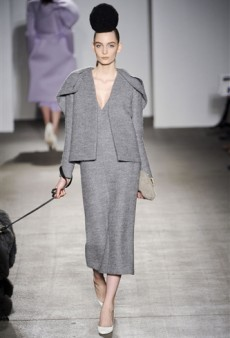 Isaac Mizrahi Fall 2011 Runway Review