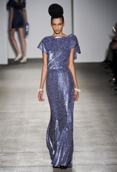 New York Fashion Week Fall 2011 Recap: Isaac Mizrahi, Ralph Lauren, Calvin Klein, The Blonds