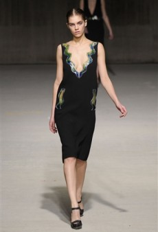 Christopher Kane Fall 2011 Runway Review