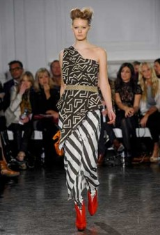 Sass & Bide Fall 2011 Runway Review