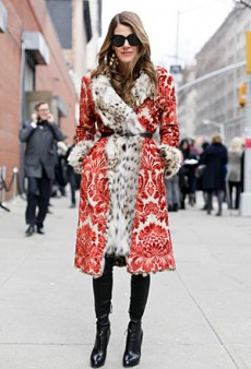Editors' Street Style: Fall 2011 Fashion Week (Forum Buzz)