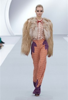 Just Cavalli Fall 2011 Runway Review