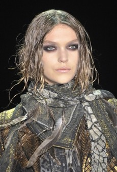 10 Memorable Beauty Moments from Milan Fashion Week 2011