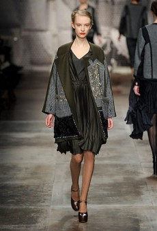 Milan Fashion Week Fall 2011 Hits and Misses: Forum Buzz