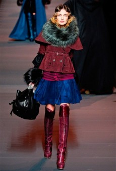 Christian Dior Fall 2011 Runway Review