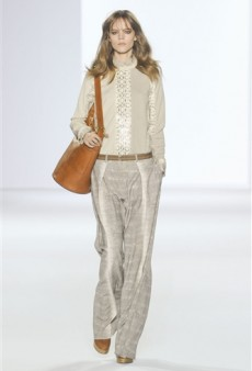 Chloe Fall 2011 Runway Review