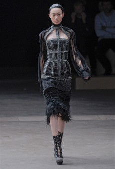 Alexander McQueen Fall 2011 Runway Review
