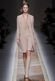 Valentino Fall 2011 Runway Review