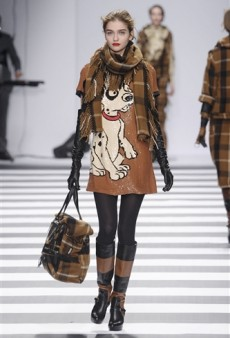 Jean Charles de Castelbajac Fall 2011 Runway Review