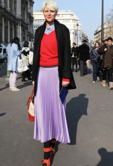Sophisticated Street Style at Paris Fashion Week