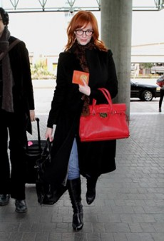 Christina Hendricks: Mad Style