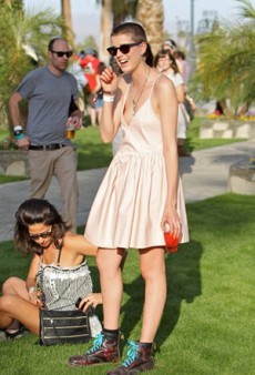 How to Dress for Music Festivals: Celebrity Fashion Flashback