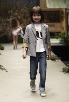 Fendi Debuts Adorable Kids Line