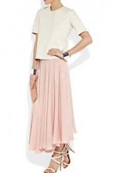 Spring Shopping: Maxi Skirts