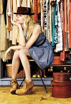 Forum Buzz: Kate Bosworth is Cotton's New Girl; Missoni Zigzags Over to Target