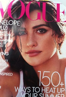 Forum Buzz: Praise for Penelope Cruz's Vogue Cover; Patrick Robinson Falls Out of the Gap
