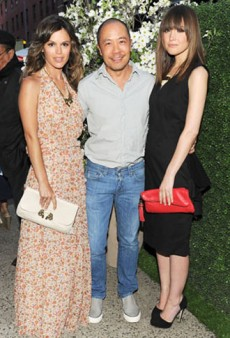 DEREK LAM + eBay Celebrate with a NY Block Party