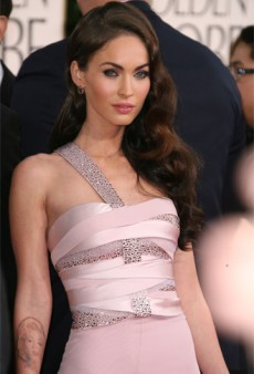 Megan Fox Is Removing Her Marilyn Tattoo; Jessica Alba Will Give Birth in a Hypnotic Trance