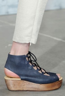 Fashion Test Drive: Flatforms