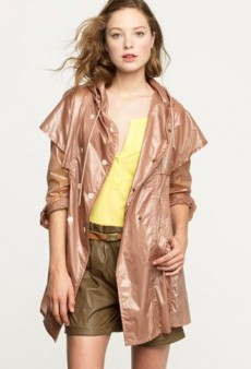 Stay Dry in Style with Chic Summer Rain Gear