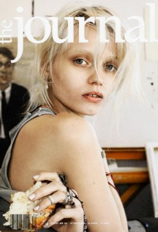 Abbey Lee Kershaw Looks Awful on Another Magazine Cover
