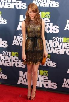 Forum Buzz: Emma Stone is a Winner in Bottega Veneta; Helena Bonham Carter Does Marc Jacobs