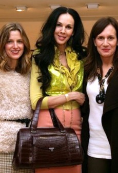 Breakfast at Barneys with L'Wren Scott