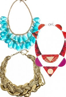 10 Summer Jewelry Standouts