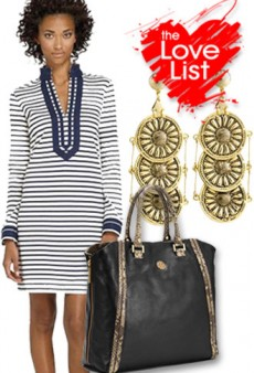 The Love List: Tory Burch Edition