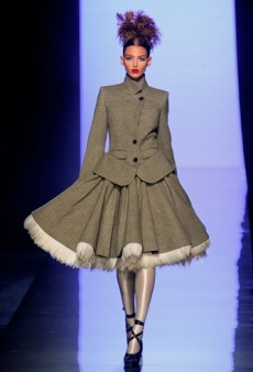 Jean Paul Gaultier Haute Couture Fall 2011 Runway Review