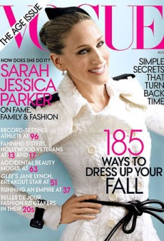 Sarah Jessica Parker on US Vogue is Getting Old (Forum Buzz)