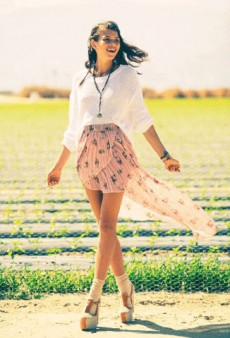 Trend Spotlight: The High-Low (Or Mullet) Skirt