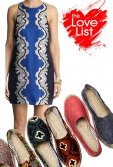 Mid-Summer Hotness: The Love List