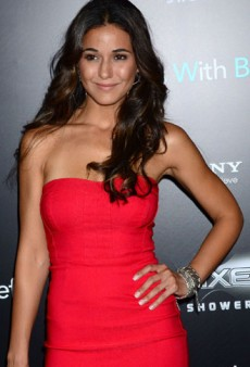 Emmanuelle Chriqui: Not Just One of the Guys