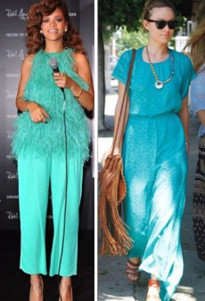 Style Showdown: Rihanna's Muppet-Inspired Mistake and More