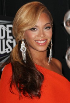 Beyonce: Beauty Look of the Week
