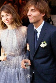 Sofia Coppola Wore Lavender Alaia to Marry Thomas Mars (Forum Buzz)