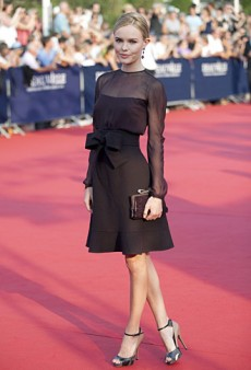 Kate Bosworth Wears Valentino in Deauville (Forum Buzz)