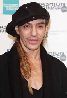 John Galliano Found Guilty, Avoids Jail