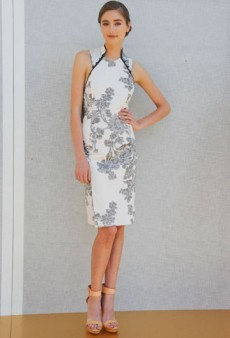 Rachel Roy Spring 2012 Runway Review