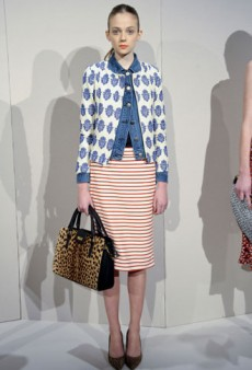 J. Crew Spring 2012 Runway Review
